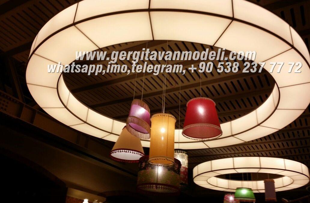 Bar Tavan Dekorasyonu