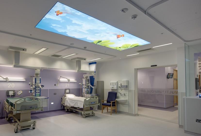 Gergi tavan klinik, hasta odası, bebek odası gibi hijyen isteyen mekanlarda kullanılır mı?