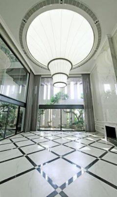 modern gergi tavan modelleri Infinity Exclusive City Hotel 3 yıldızlı otel fethiye muğla